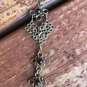 Jewelry - BOGO! Handmade wrapped wire boho foot jewelry
